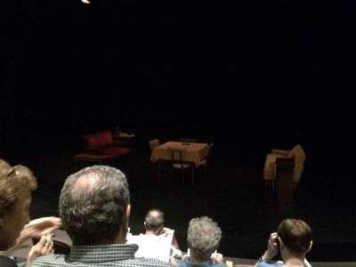 Teatro Picadero, sección: Main, fila: 4, asiento: 17