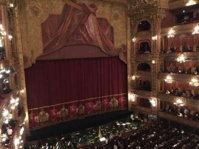Teatro Colón, sección: Cazuela Lateral, fila: 1, asiento: 37