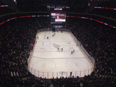 Xcel Energy Center, sección: 212, fila: 4, asiento: 10