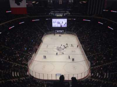 Xcel Energy Center, sección: 211, fila: 7, asiento: 16
