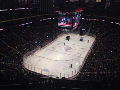 Xcel Energy Center, sección: 209, fila: 8, asiento: 14