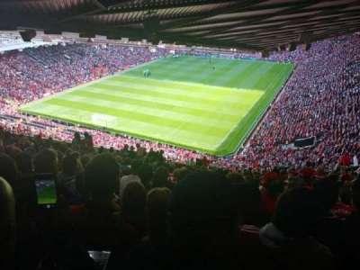 Old Trafford, sección: NE3417, fila: 41, asiento: 144