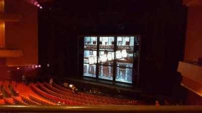 Durham Performing Arts Center, sección: 7, fila: A, asiento: 210