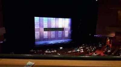 Durham Performing Arts Center, sección: 5, fila: a, asiento: 305