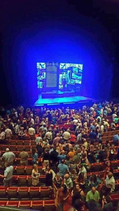 Durham Performing Arts Center, sección: 5, fila: a, asiento: 306