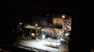 Durham Performing Arts Center, sección: 10, fila: B, asiento: 213