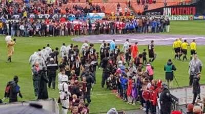 RFK Stadium, sección: 212, fila: 14, asiento: 8