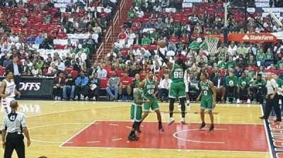 Capital One Arena, sección: 112, fila: k, asiento: 15