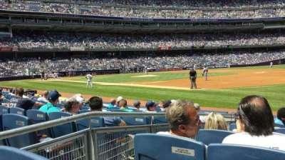 Yankee Stadium, sección: Champions Suite - Sec 13, fila: 7, asiento: 12