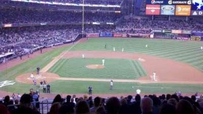Yankee Stadium, sección: 216, fila: 16, asiento: 18