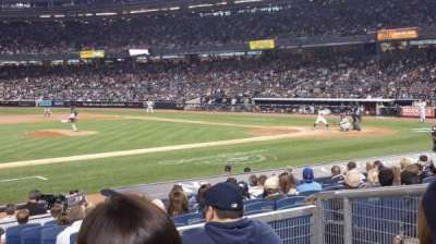 Yankee Stadium sección 125