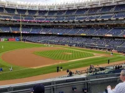Yankee Stadium, sección: 227B, fila: 5, asiento: 5
