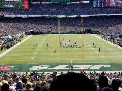 MetLife Stadium, sección: 101, fila: 44, asiento: 26