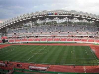 Estadio Nacional de Costa Rica, sección: Sombra O.9, fila: 11, asiento: 13
