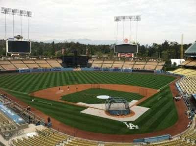 Dodger Stadium, sección: Vin Scully Press Box