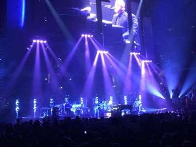 Amalie Arena, sección: 3, fila: 18, asiento: 12