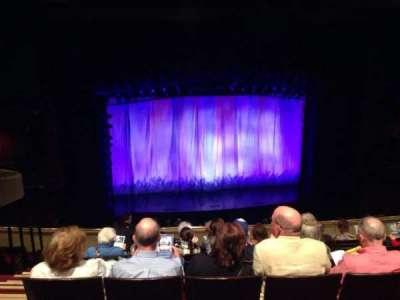 Marquis Theatre, sección: MEZZC, fila: H, asiento: 102