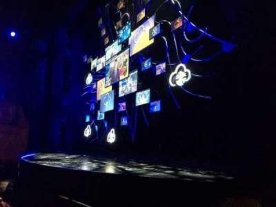 August Wilson Theatre, sección: ORCR, fila: C, asiento: 12 and 14