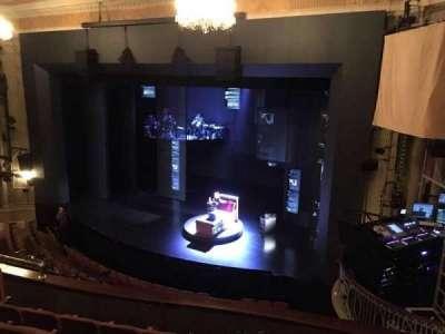 Music Box Theatre, sección: MEZZR, fila: F, asiento: 18 and 20
