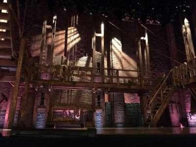 Richard Rodgers Theatre, sección: ORCC, fila: CC, asiento: 111 And 11