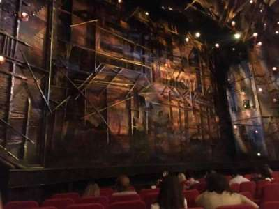Broadway Theatre - 53rd Street, sección: ORCL, fila: I, asiento: 14 And 16