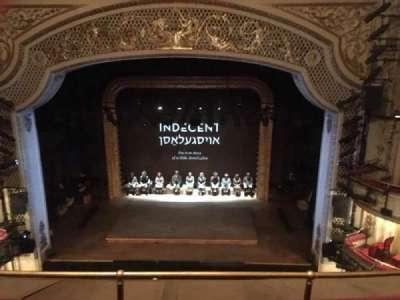 Cort Theatre, sección: BALCC, fila: C, asiento: 109 And 11