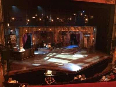 Bernard B. Jacobs Theatre, sección: MEZZL, fila: A, asiento: 3 And 5