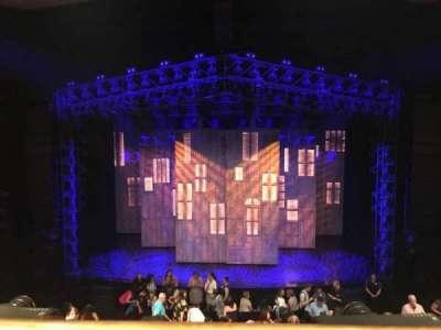 Marquis Theatre, sección: MEZZC, fila: A, asiento: 110 And 11
