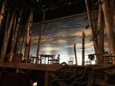Gerald Schoenfeld Theatre, sección: ORCR, fila: C, asiento: 2 And 4