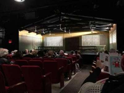 Lucille Lortel Theatre, sección: ORCR, fila: J, asiento: 2,4 And 6