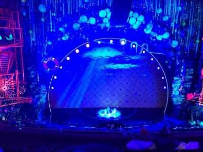 Palace Theatre (Broadway), sección: MEEZC, fila: E, asiento: 104