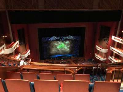 Au-Rene Theatre at the Broward Center, sección: BALLC, fila: J, asiento: 101,103 An