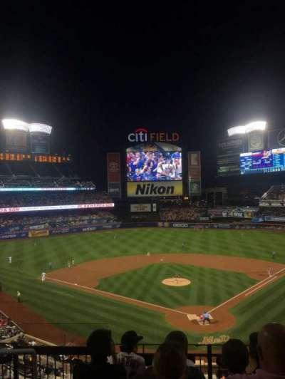 Citi Field, sección: 320, fila: 5, asiento: 10