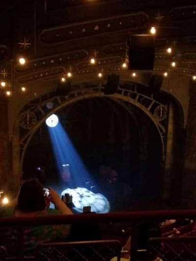 Lyric Theatre, sección: Balc, fila: D, asiento: 23