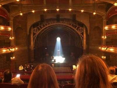 Lyric Theatre, sección: Dressc, fila: D, asiento: 114