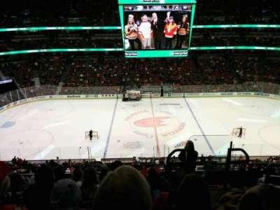 Honda Center, sección: 412, fila: H, asiento: 2
