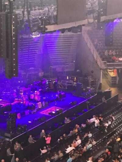 Philips Arena, sección: 311, fila: C, asiento: 7