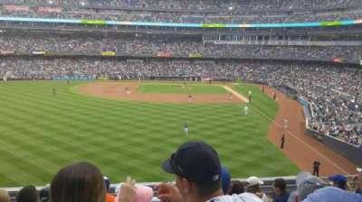 Yankee Stadium, sección: 234, fila: 8, asiento: 16