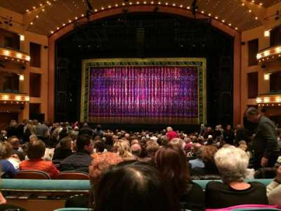 Procter And Gamble Hall at the Aronoff Center, sección: Orchestra, fila: R, asiento: 213