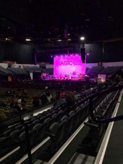 Valley View Casino Center, sección: LL15, fila: 7, asiento: 3