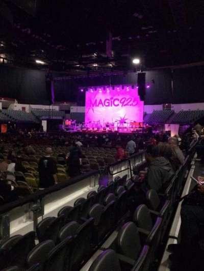 Valley View Casino Center, sección: LL14, fila: 4, asiento: 13