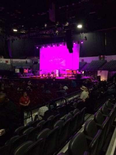 Valley View Casino Center, sección: LL13, fila: 6, asiento: 8