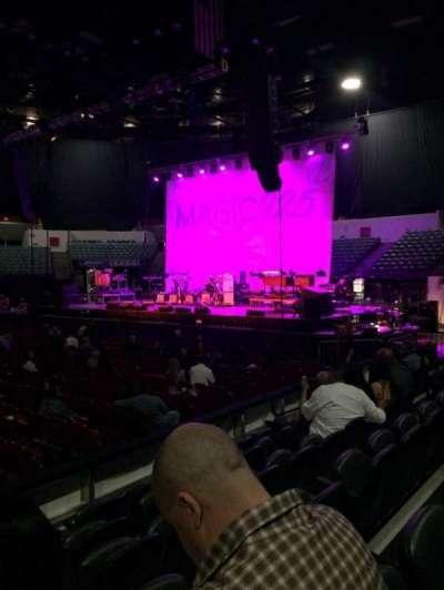 Valley View Casino Center, sección: LL12, fila: 6, asiento: 13