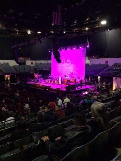 Valley View Casino Center, sección: L12, fila: 6, asiento: 11
