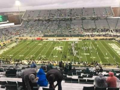 Spartan Stadium, sección: 123, fila: 28, asiento: 10