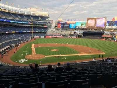 Yankee Stadium sección 218A