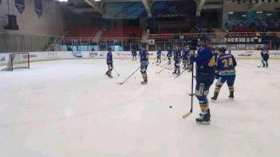 Anyang Ice Hockey Rink, sección: 특별석 (Special Seat), fila: 1, asiento: 4