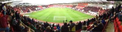 New York Stadium, sección: NS4