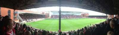 Matchroom Stadium, sección: EBM - PAPST East Stand Upper, fila: K, asiento: 159