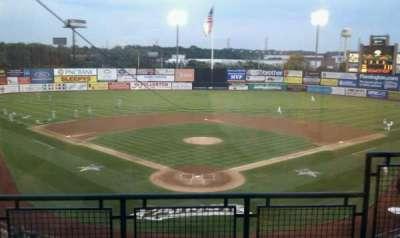 TD Bank Ballpark, sección: Suite 301, fila: B, asiento: 1